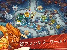 Empire Warriors TD Premium: プレミアムタワーディフェンスゲームRPGのおすすめ画像2