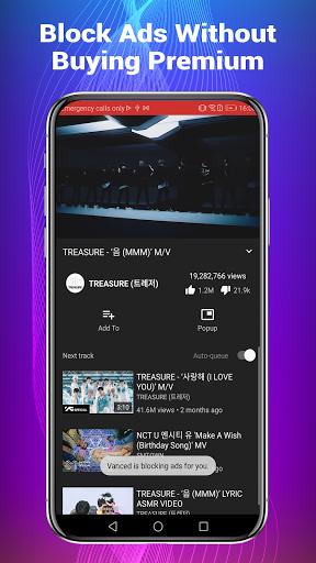 Vanced Kit for VideoTube Block All Ads  screenshots 2