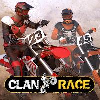 لعبة Clan Race