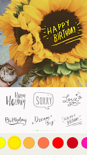 Text on pictures – Write words & text MOD APK 3