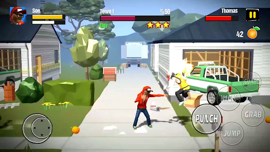 City Fighter vs Street Gang Screenshot