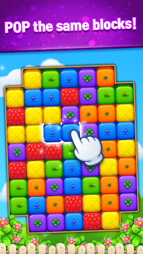Sweet Garden Blast Puzzle Game 1.3.9 screenshots 4