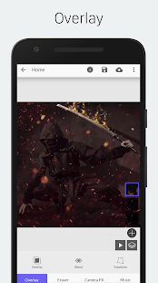 StoryZ Photo Video Maker & Loop video Animation Screenshot