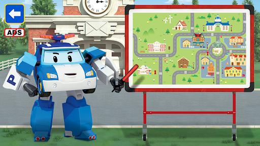 Robocar Poli: Mailman! Good Games for Kids!  screenshots 3