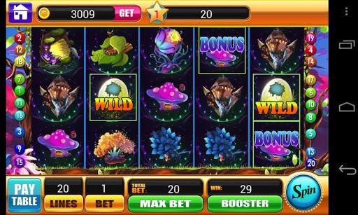 Magic Forest Slot Machine Game - Free Vegas Casino filehippodl screenshot 1