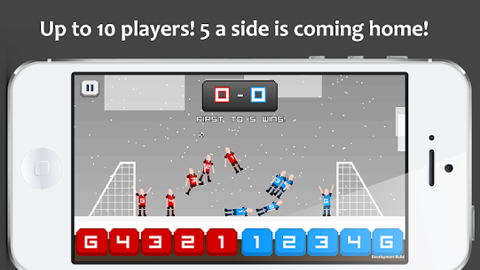 Pocket Soccer 4.2 Android Mod APK 2