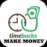 TimeBucks - Make Money app apk icon