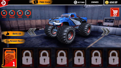 Extreme Monster Truck Crash Derby Stunts 2.3 screenshots 15