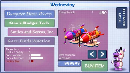 FNaF 6: Pizzeria Simulator  screenshots 4