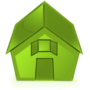 Neon Green Icons Pack - ADW GO
