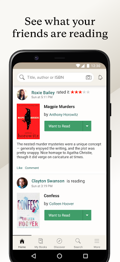 Goodreads 2.24.1 Build 2 screenshots 5