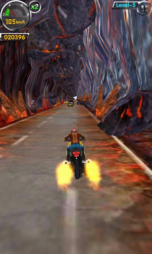 ae 3d motor :racing games free screenshot 1