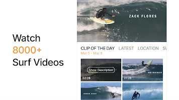 NobodySurf - Surfing Video Search & Playlists