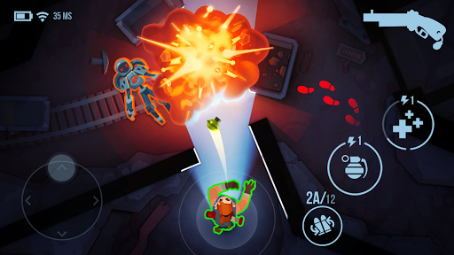 Code Triche Bullet Echo (Astuce) APK MOD screenshots 4
