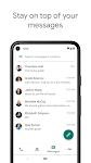 screenshot of Google Voice