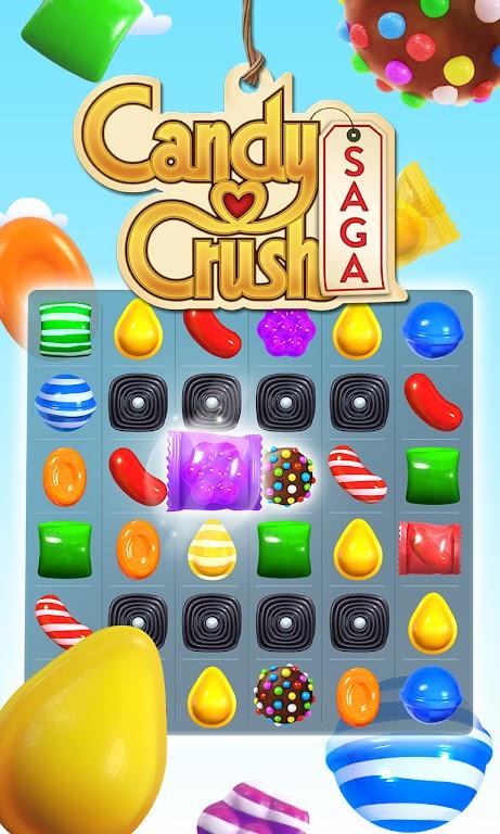 Candy Crush Saga  poster 4