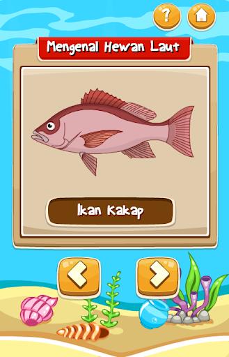 Game Anak Edukasi Hewan Laut 2.6.2 screenshots 2