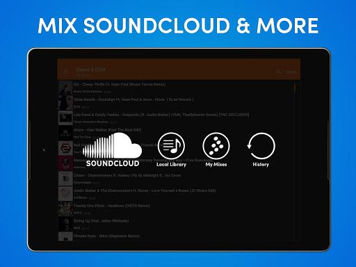 Cross DJ Free - dj mixer app 3.5.8 Screenshots 8
