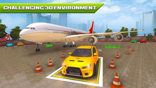 Airport Car Driving Games  screenshots 2