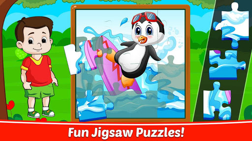 Toddler Puzzle Games - Jigsaw Puzzles for Kids android2mod screenshots 4