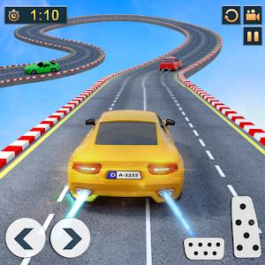 Ramp Car Stunts  Racing Car Games