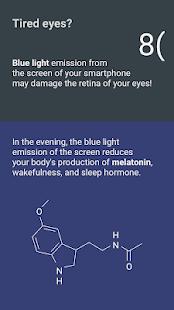 Twilight Dimmer - Night mode Blue Light Filter