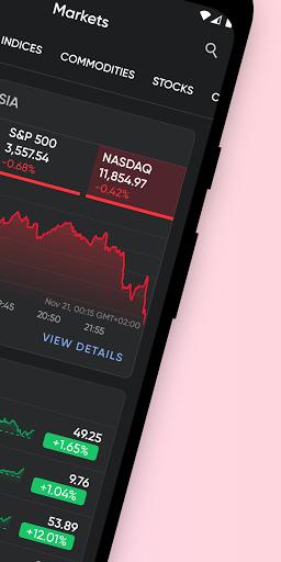 Stoxy PRO - Stock Market. Finance. Investment News screen 1