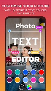 Text On Photo & Photo Text Editor : Texture Art 2