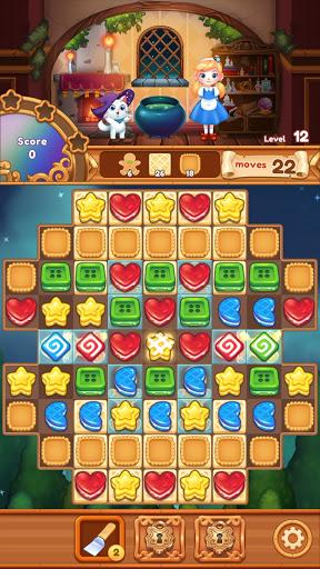 Best Cookie Maker: Fantasy Match 3 Puzzle 1.6.0 screenshots 4