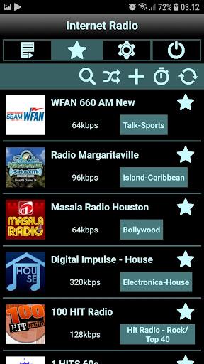 Radio Online 7.8 Screenshots 2