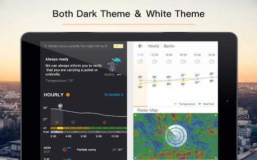Weather Forecast - Live Weather Radar app 1.2.9 Screenshots 11