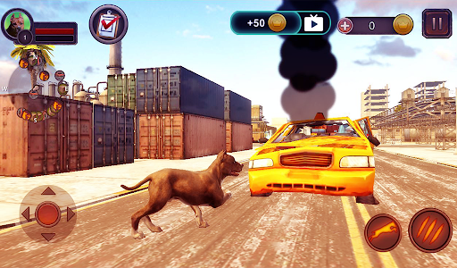 Pitbull Dog Simulator 1.0.3 screenshots 10
