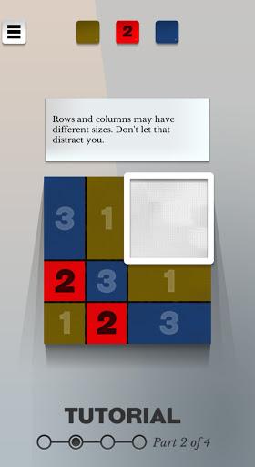 Mondoku - free logic puzzles similar to Sodoku  screenshots 2