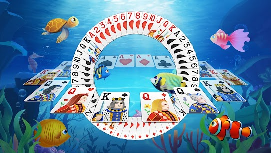 Solitaire Fish – Classic Klondike Card Game 8