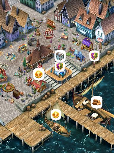 Disney Frozen Free Fall - Play Frozen Puzzle Games 10.2.1 Screenshots 13