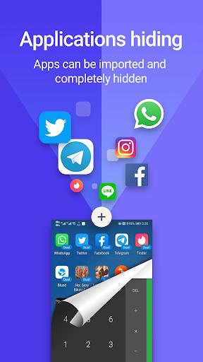 App Hider- Hide Apps Hide Photos Multiple Accounts 2.9.2_703d758f7 Screenshots 3