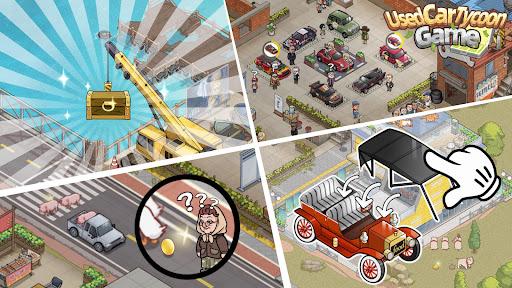 Used Car Tycoon Game Apkfinish screenshots 3