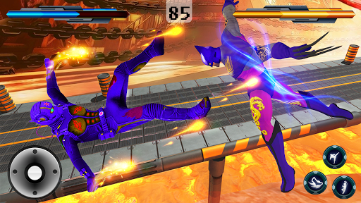 Street King Fighter: Super Heroes 1.8 screenshots 7