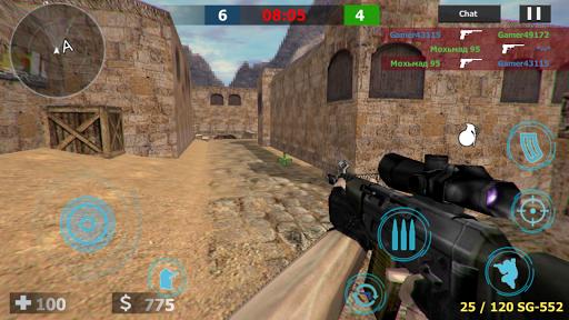 strike war: counter online fps screenshot 1