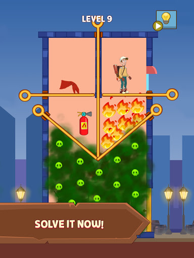 Pull Him Up: Brain Hack Out Puzzle game android2mod screenshots 13