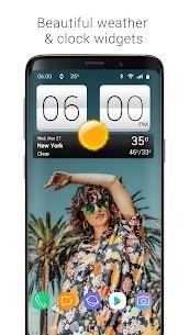 Sense V2 Flip Clock & Weather MOD APK (PREMIUM) Download 1