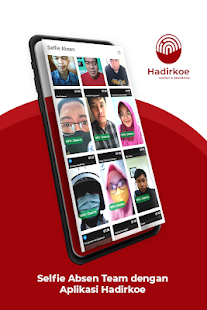 Hadirkoe Screenshot