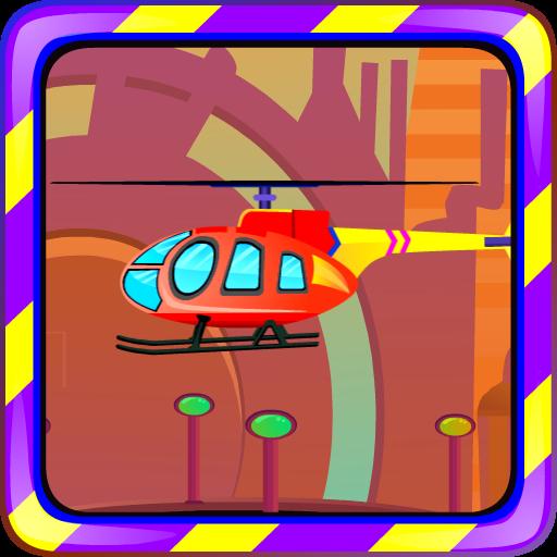 helicopter landing escape screenshot 1