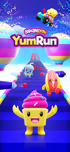 Cupcake Crew: Yum Run screenshots 1