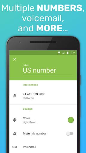 FreeTone Free Calls & Texting 3.25.3 Screenshots 5