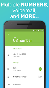 FreeTone Free Calls & Texting Screenshot