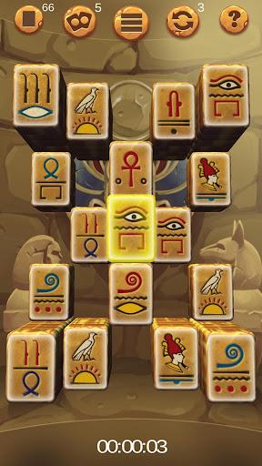 Doubleside Mahjong Cleopatra 2.9 screenshots 4