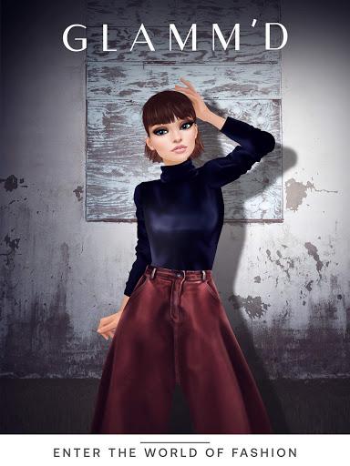 GLAMM'D - Fashion Dress Up Game 1.1.2 screenshots 9