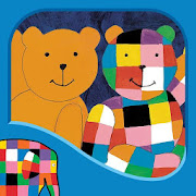 App Icon for Elmer and the Lost Teddy App in United Arab Emirates Google Play Store