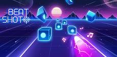 ビートショット3D - EDM音楽ゲームのおすすめ画像1